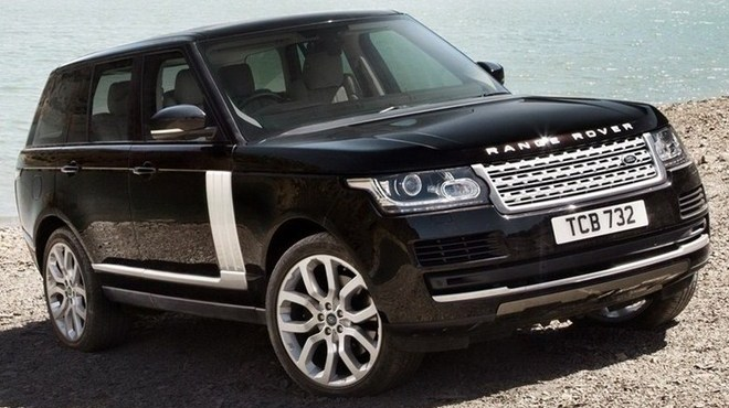 2013 Land Rover ALL-NEW Range Rover #3