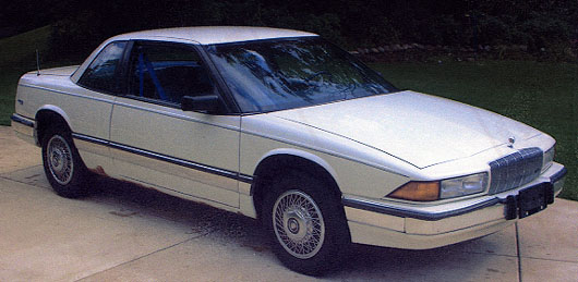 1990 Buick Regal #2