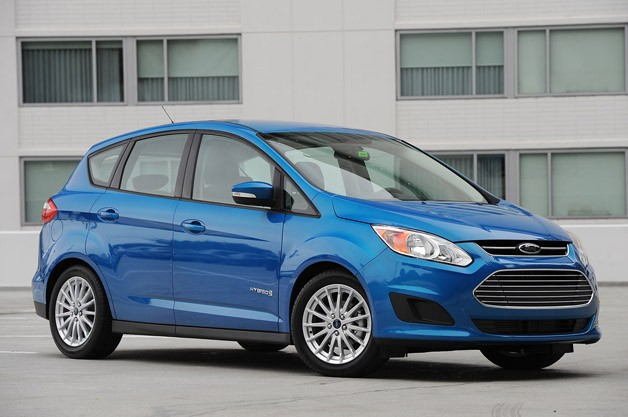 2013 Ford C-MAX #1