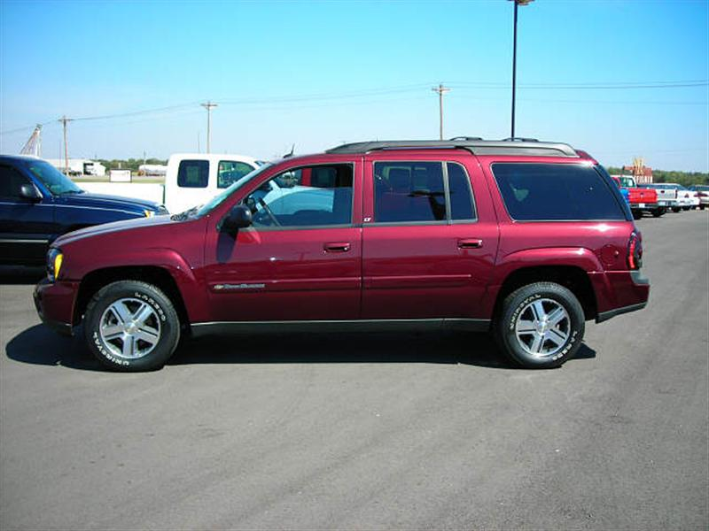2004 Chevrolet Trailblazer #10