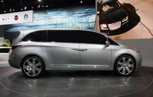2016 chrysler town and country redesign