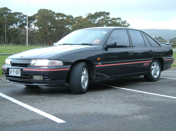 1992 Holden Commodore #9