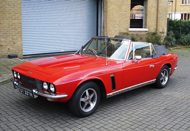 1968 Jensen Interceptor #9
