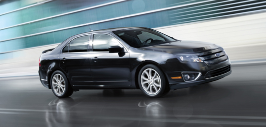 2011 Ford Fusion #5