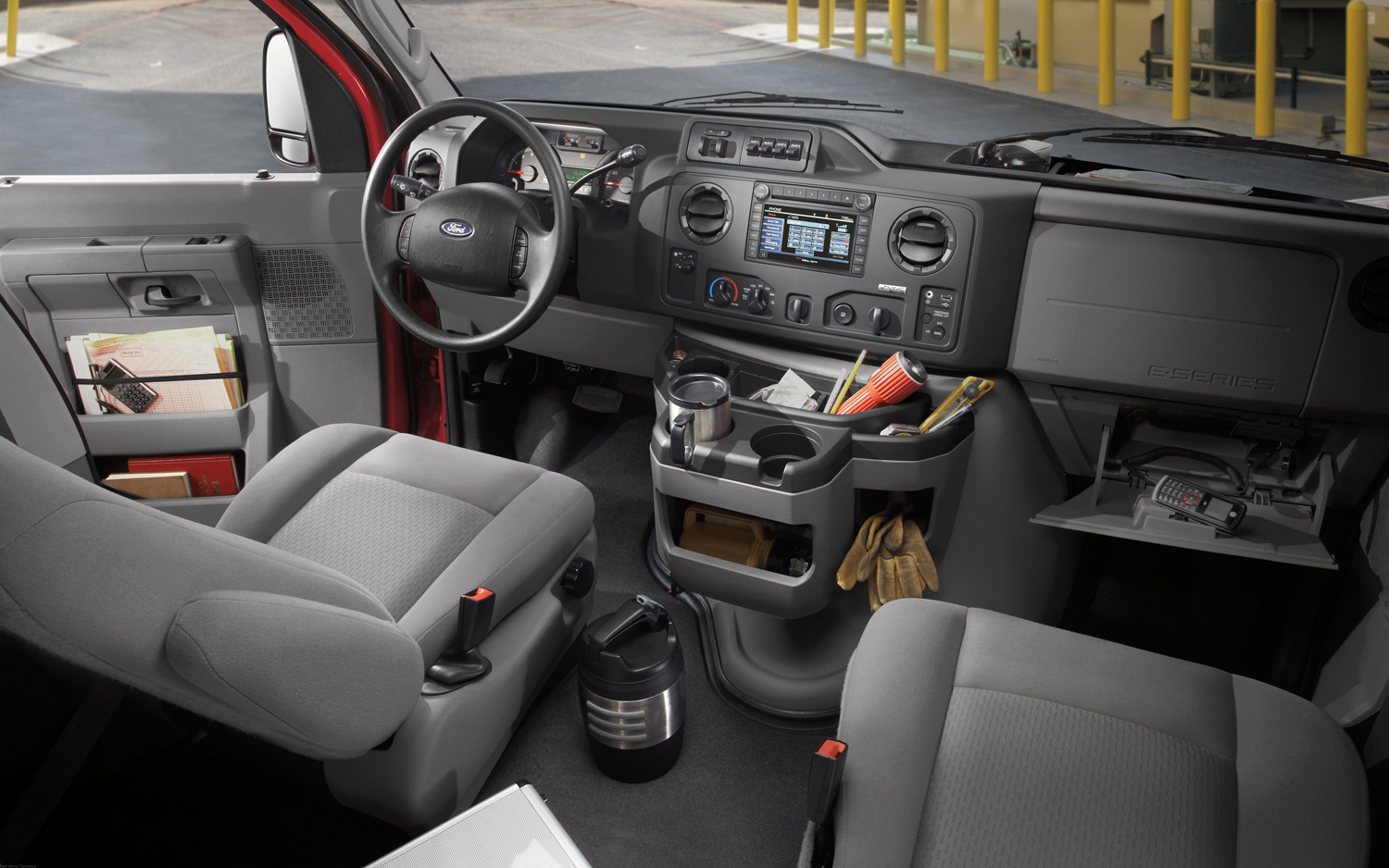 2013 Ford E-series Van #6