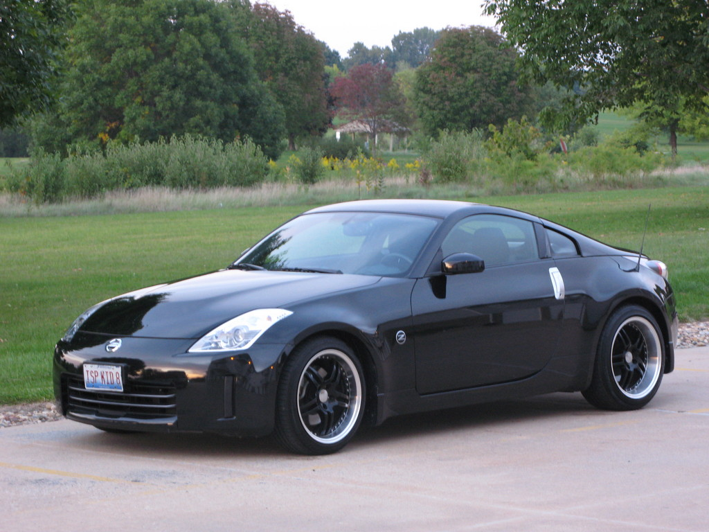 2008 Nissan 350z Photos Informations Articles