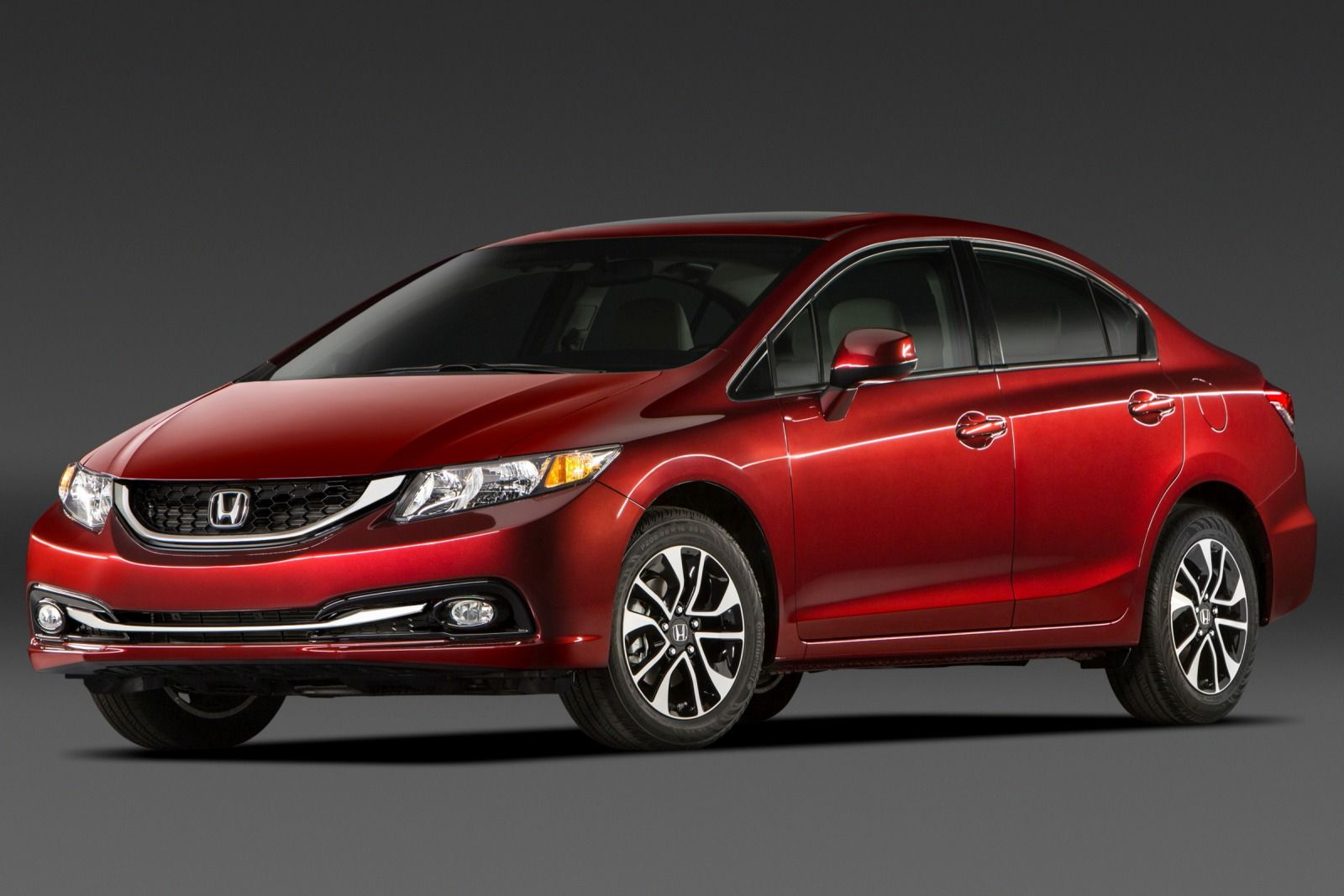2015 Honda Civic #2