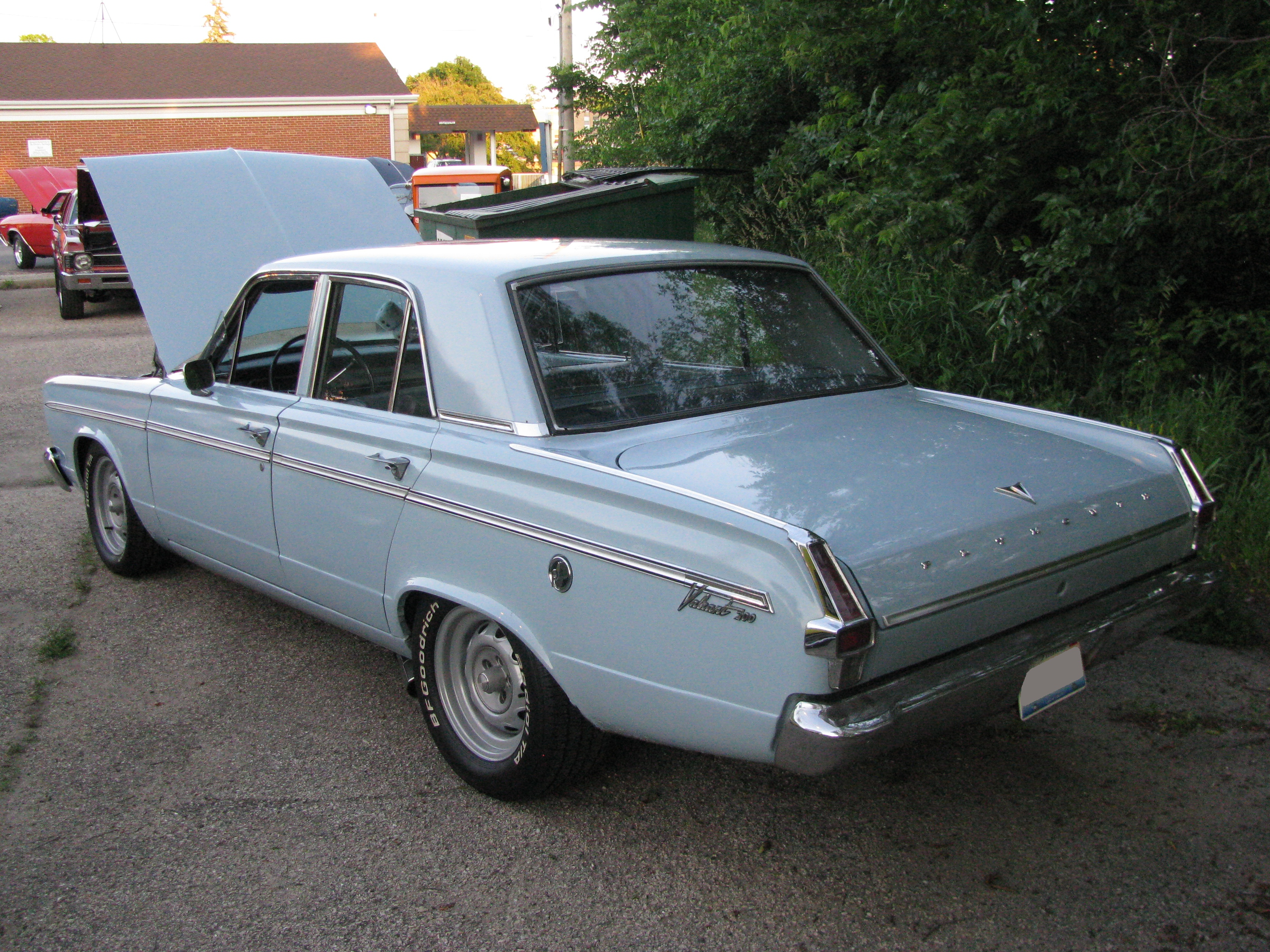 1966 Plymouth Valiant Photos Informations Articles Wiring Diagram For 67 Pontiac Lemans 5