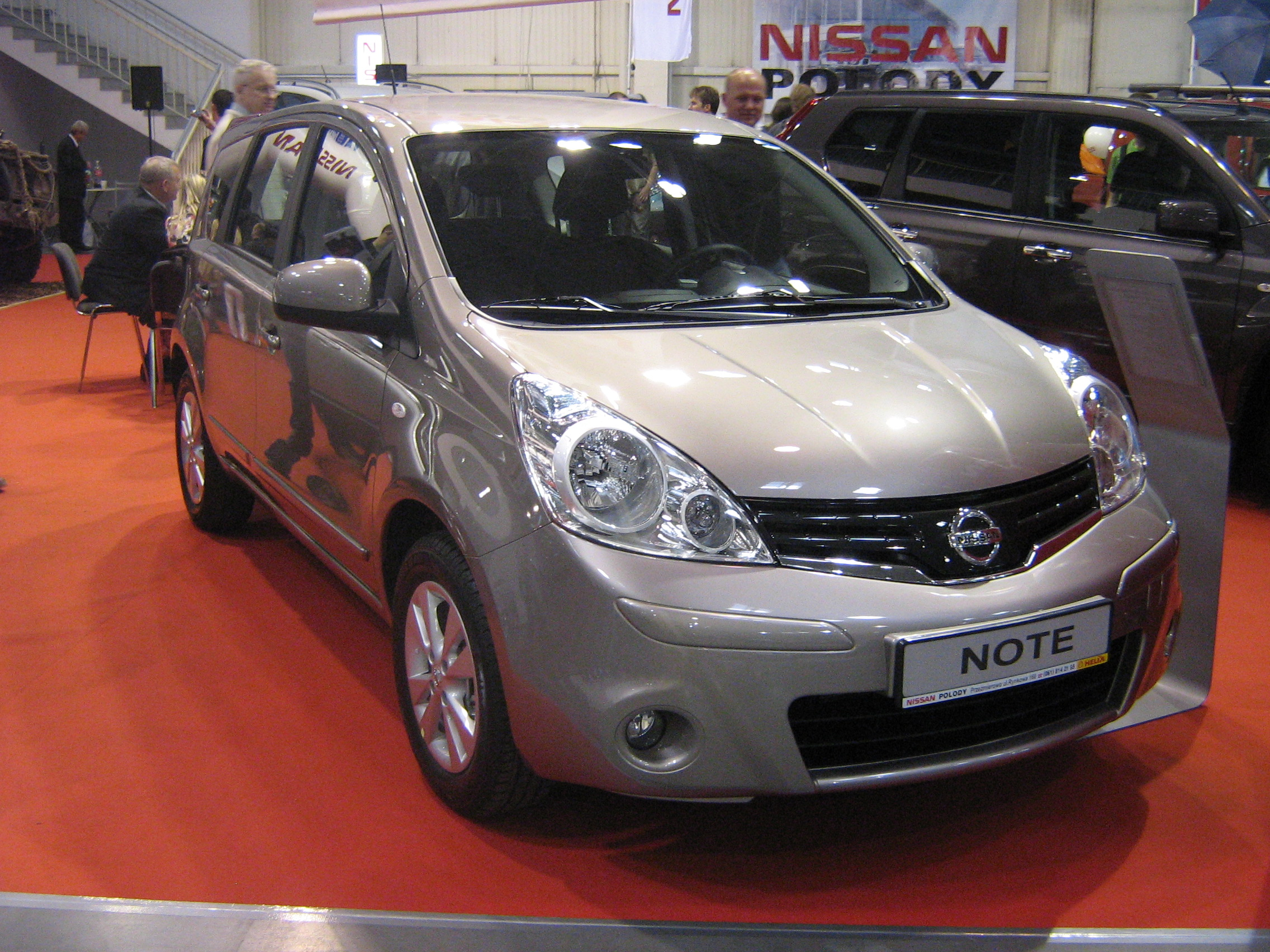 2009 Nissan Note #4