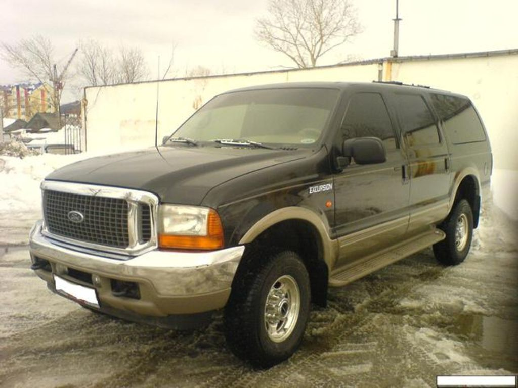 2001 Ford Excursion #10