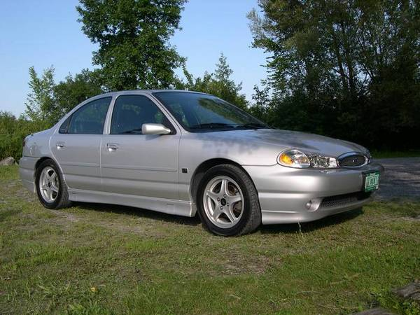 1999 Ford Contour #5