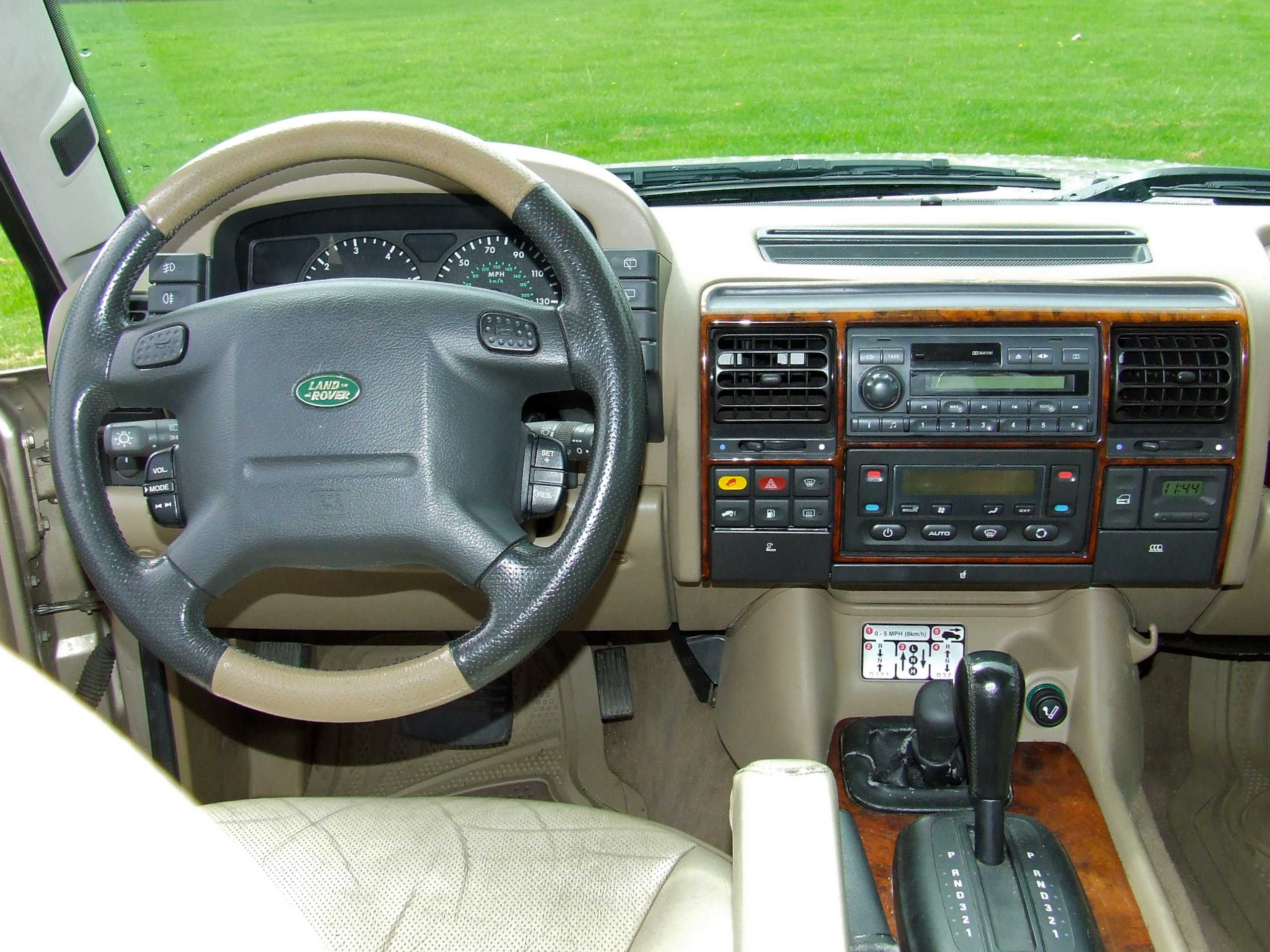 2001 Land Rover Discovery Series Ii #12