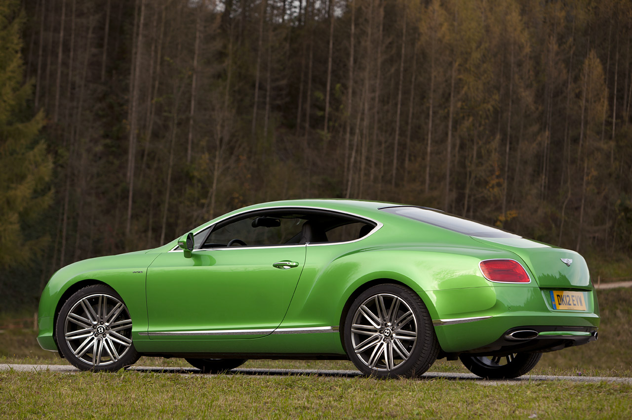 2013 Bentley Continental Gt Speed #10