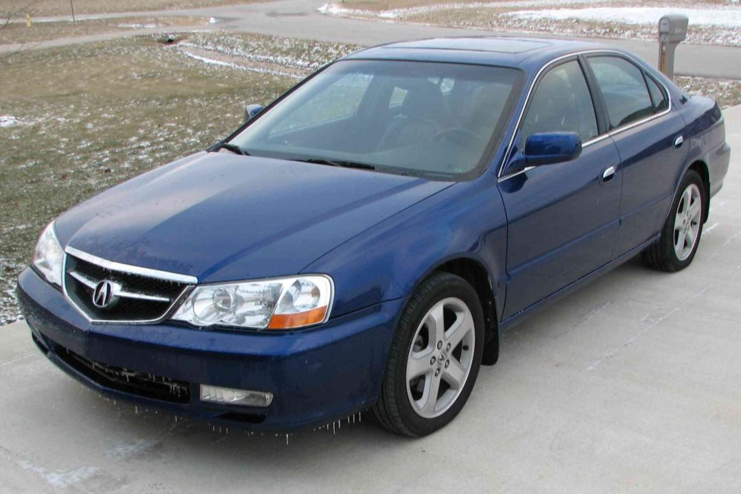 Acura Tl Photos Informations Articles BestCarMagcom - 2003 acura tl for sale