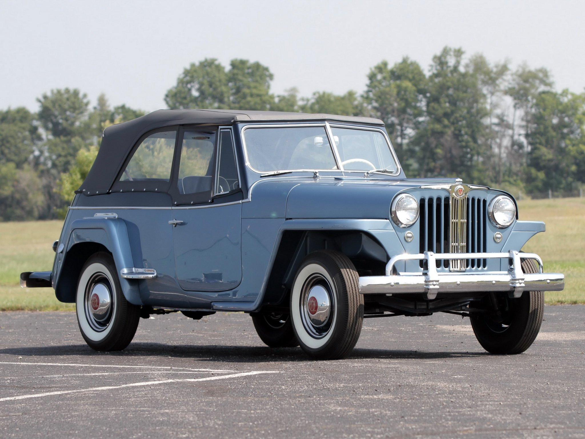 1948 Jeep Jeepster Photos Informations Articles