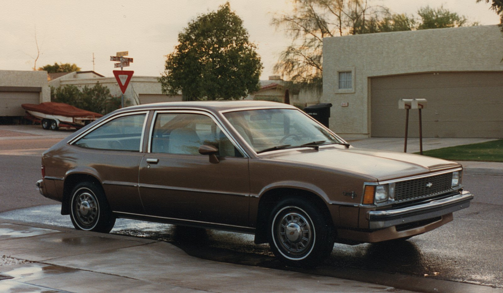 1980 Chevrolet Citation #12