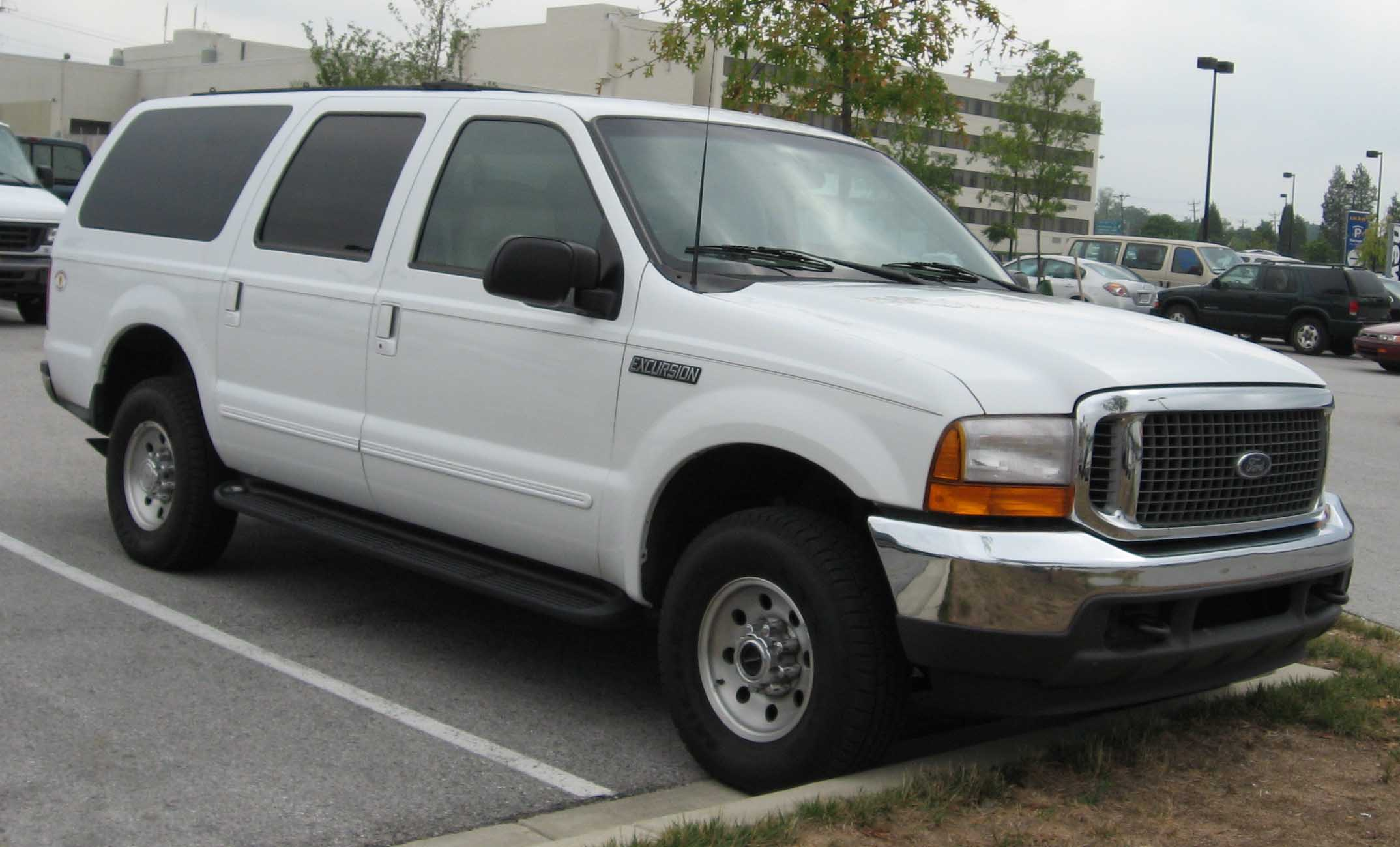 Ford Excursion #1