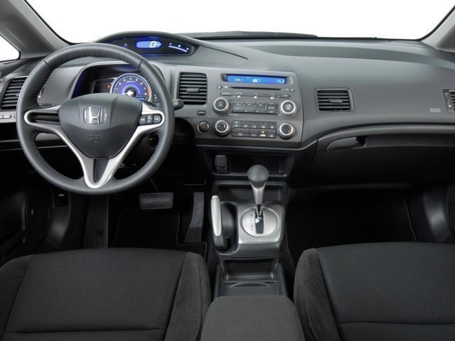 2011 Honda Civic #5