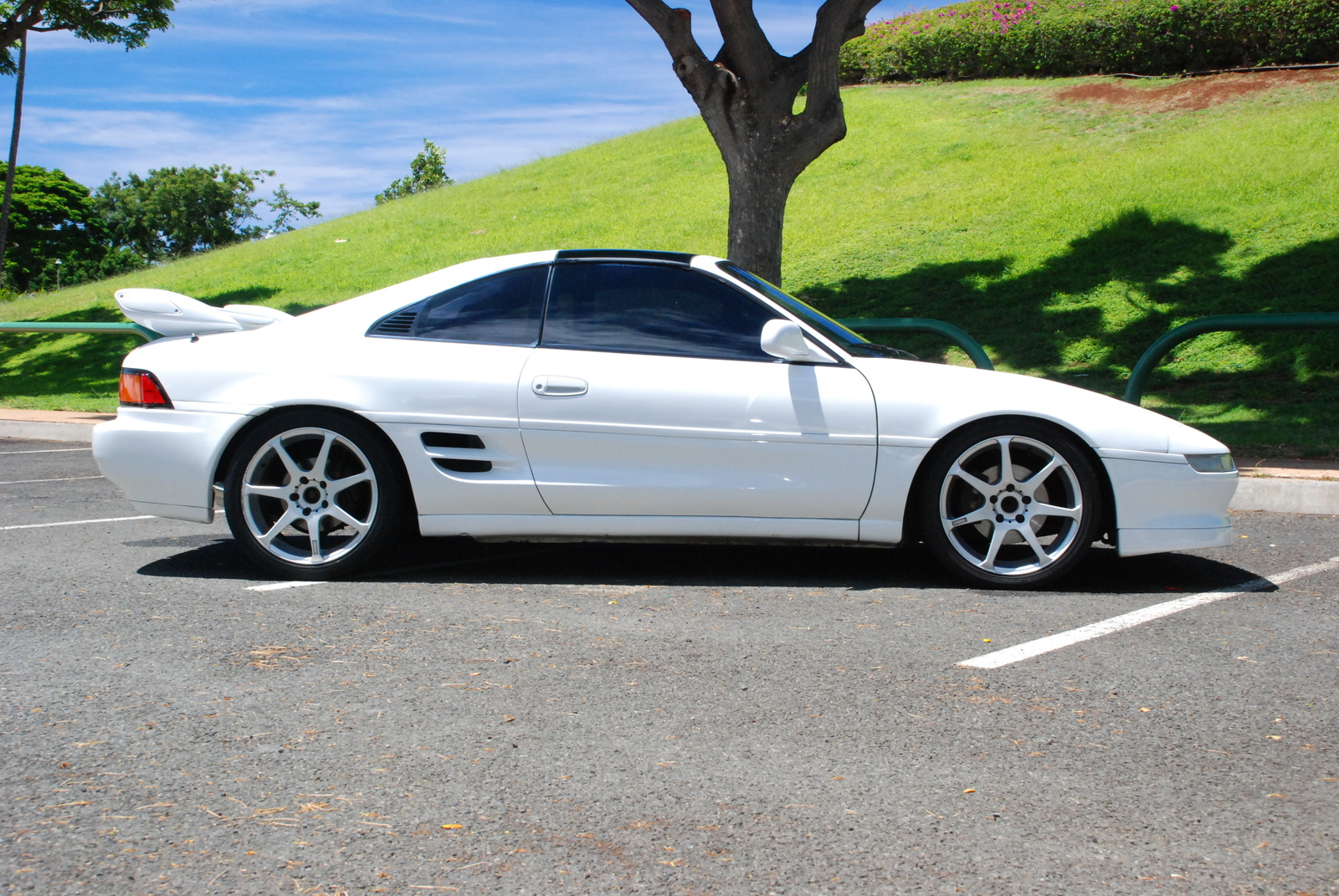 1992 Toyota Mr2 #14