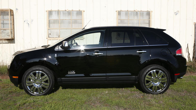 2009 Lincoln Mkx #8