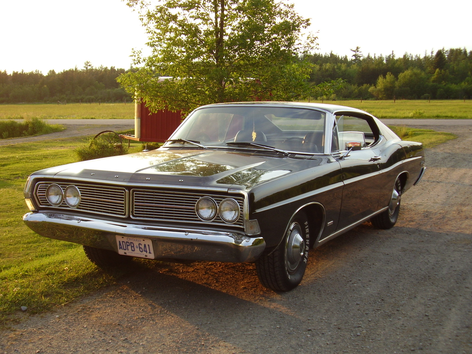 Ford Galaxie #9