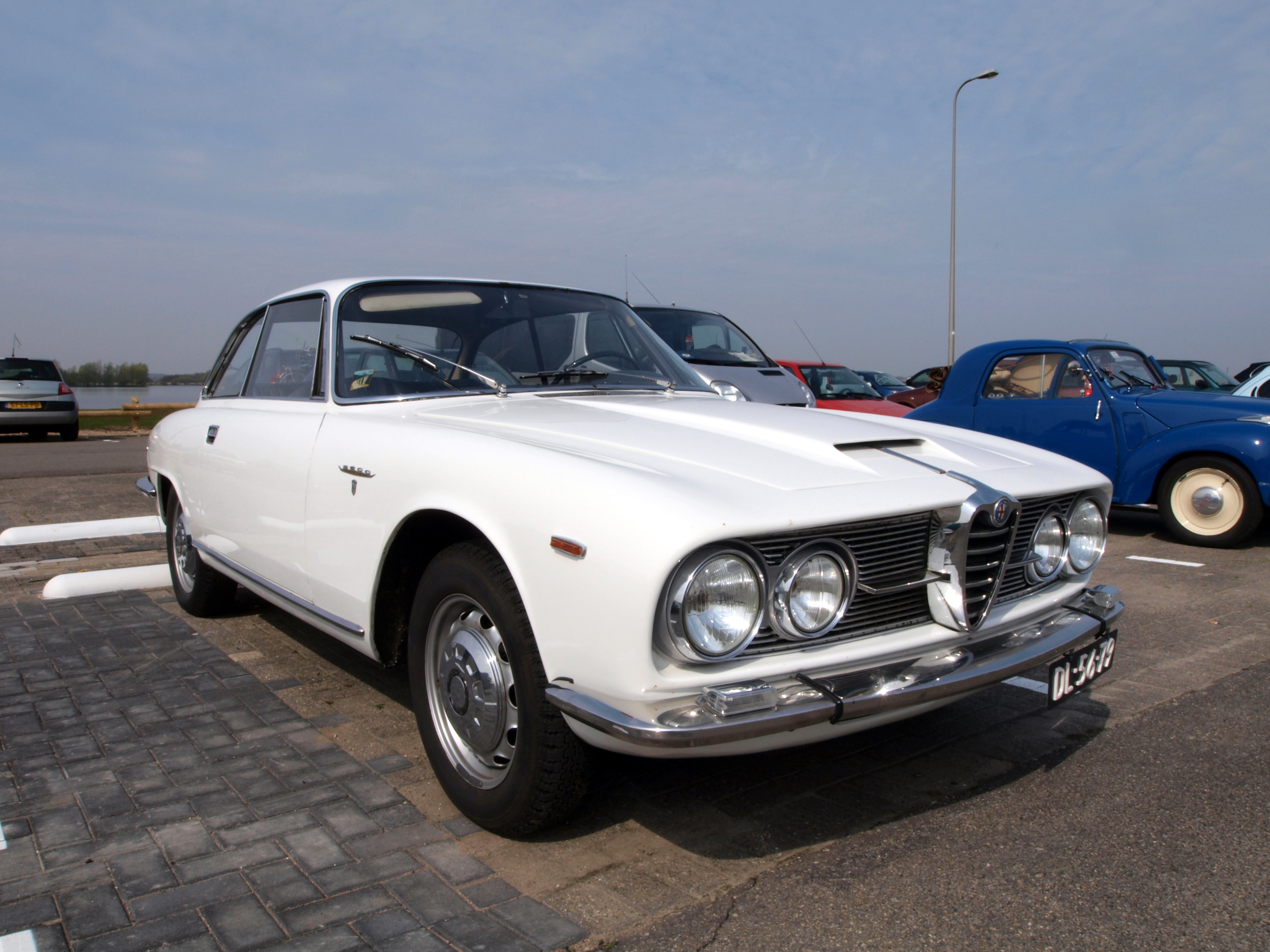 1964 Alfa Romeo 2600 s Informations Articles BestCarMag