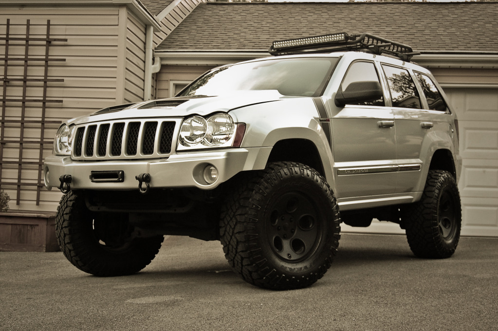 2005 jeep grand cherokee photos informations articles. Black Bedroom Furniture Sets. Home Design Ideas