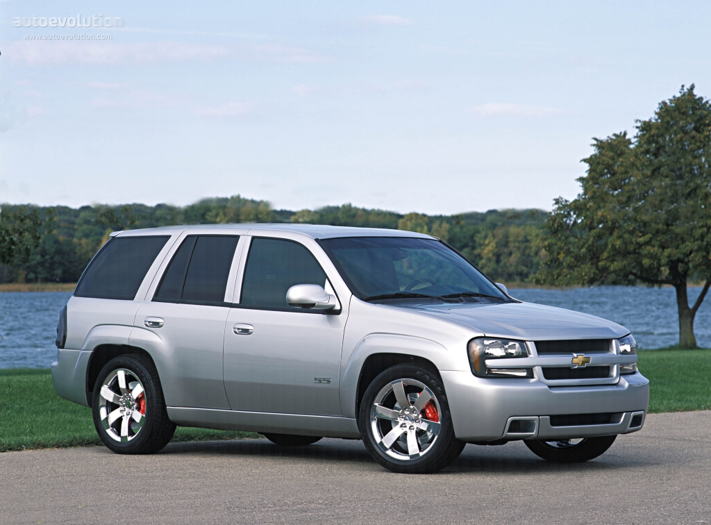 2008 Chevrolet Trailblazer #14