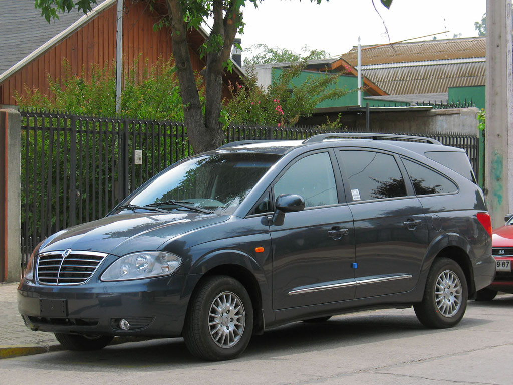 2010 Ssangyong Stavic #4