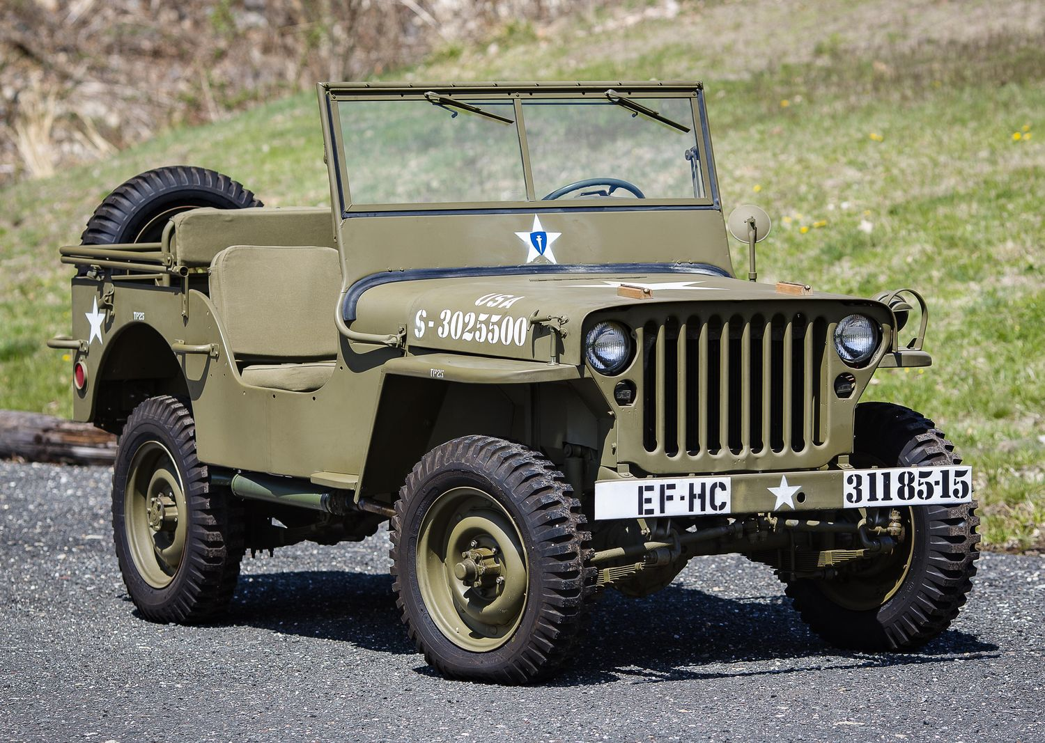 Jeep Willys #4
