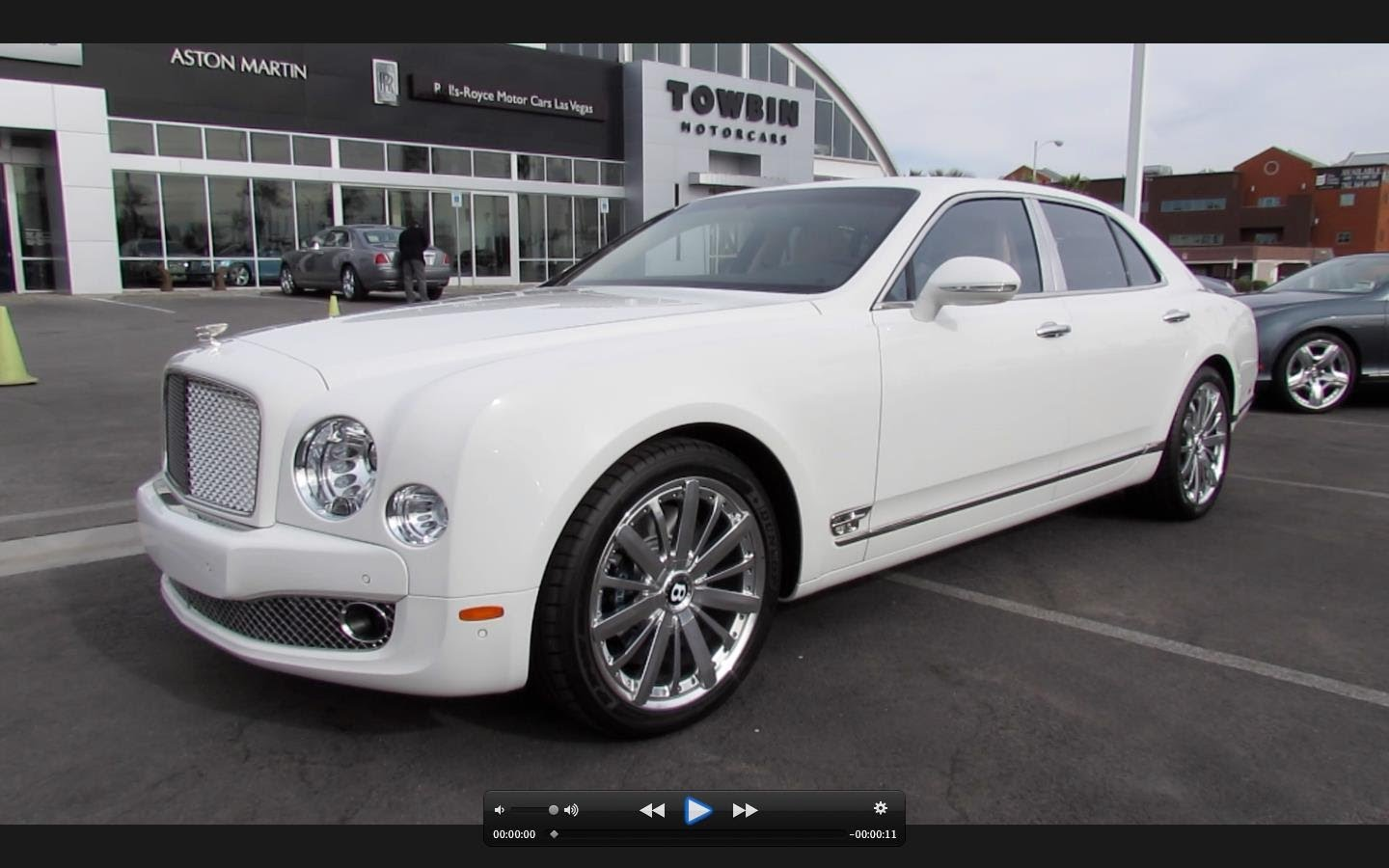 2013 Bentley Mulsane #8