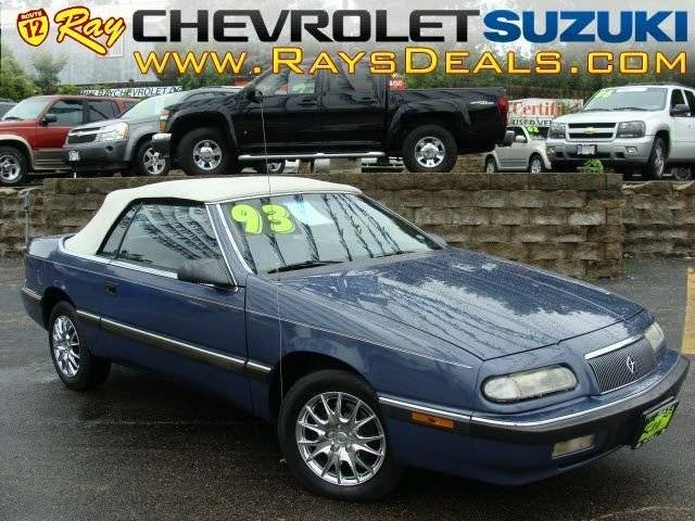 1993 Chrysler Le Baron #4