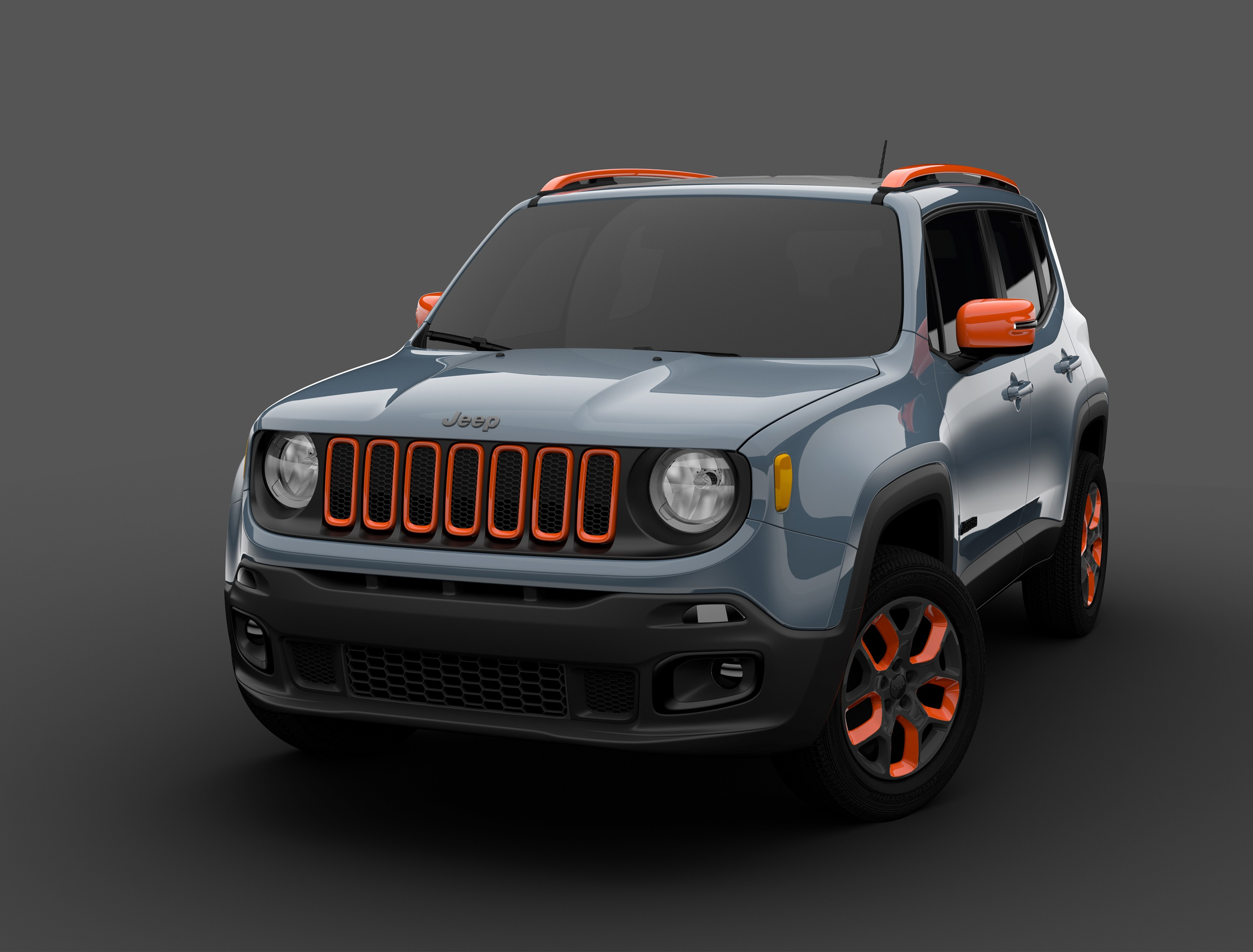 2015 Jeep Renegade #17