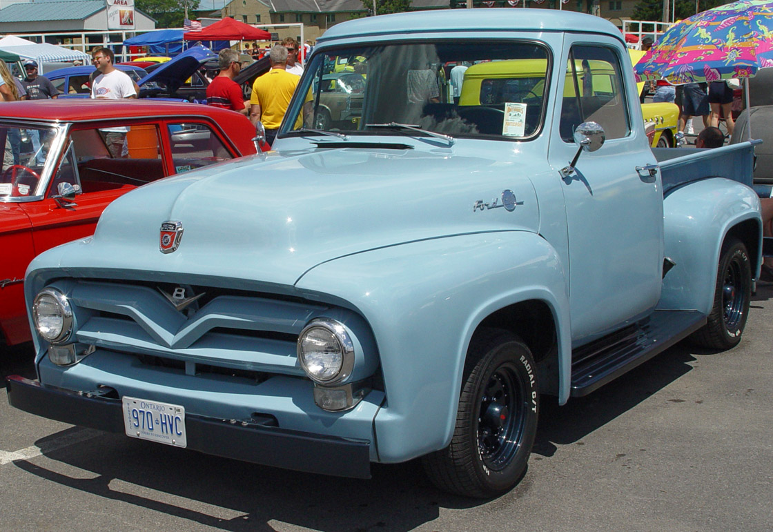 1955 Ford F #10