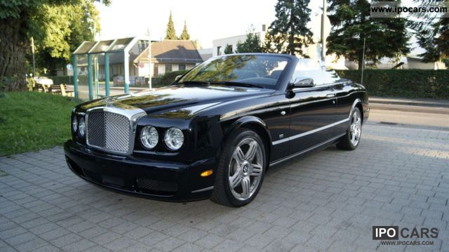2008 Bentley Azure #6