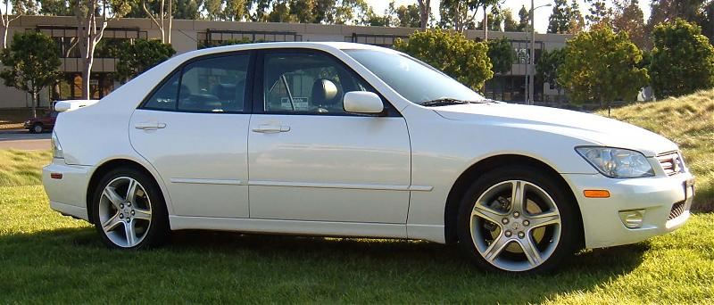 2003 Lexus Is 300 #10