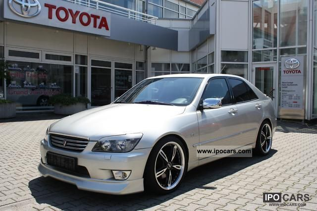 2003 Lexus Is 300 #9