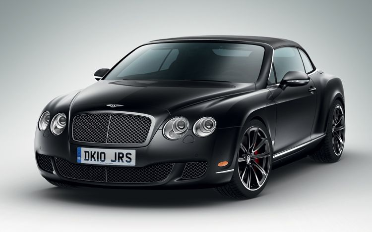 2011 Bentley Continental Gtc #10