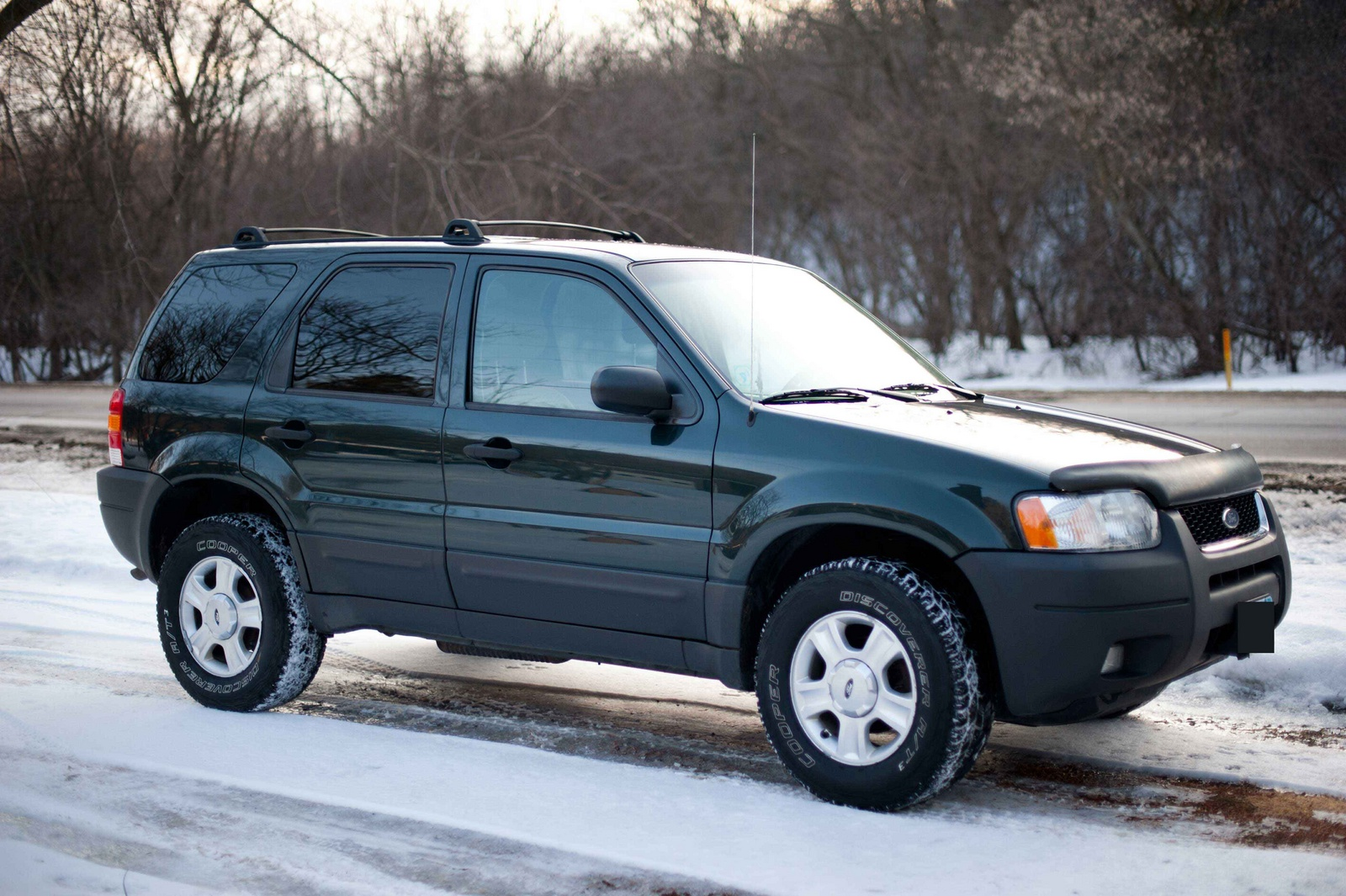 2004 Ford Escape #10