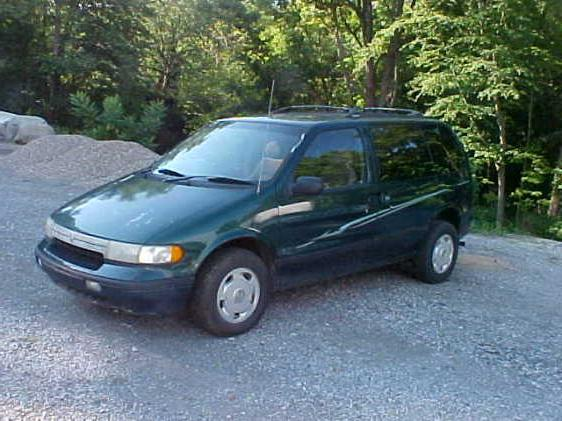 1994 Mercury Villager #6