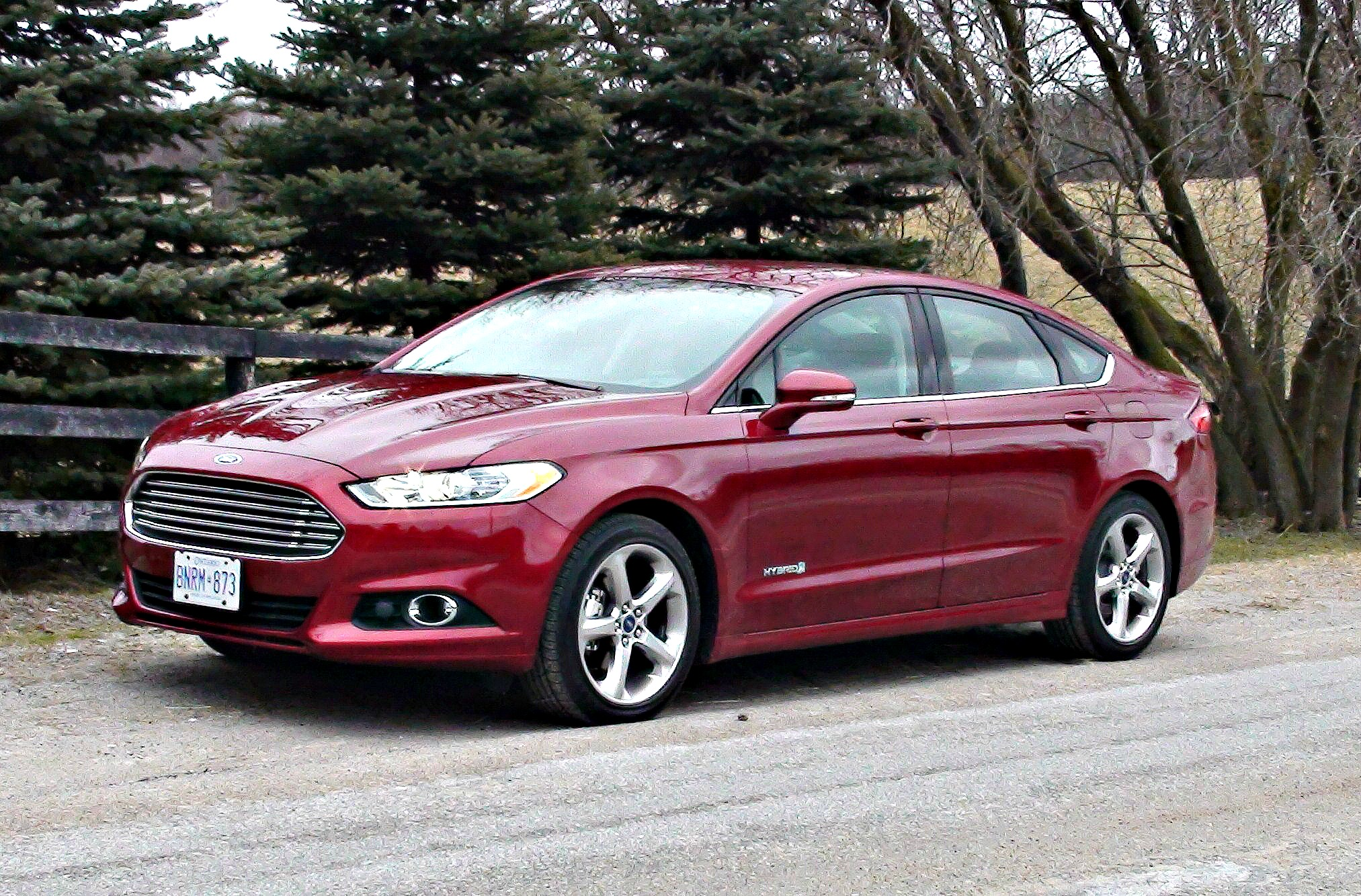 2013 Ford Fusion #6