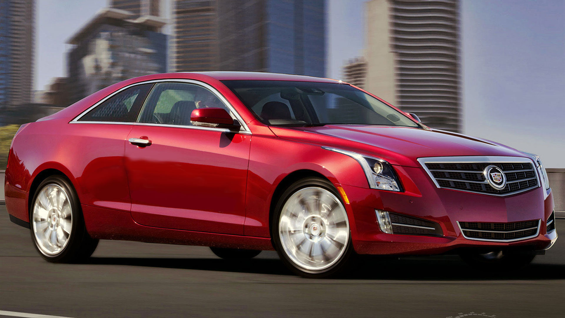 2014 Cadillac Cts Coupe #15