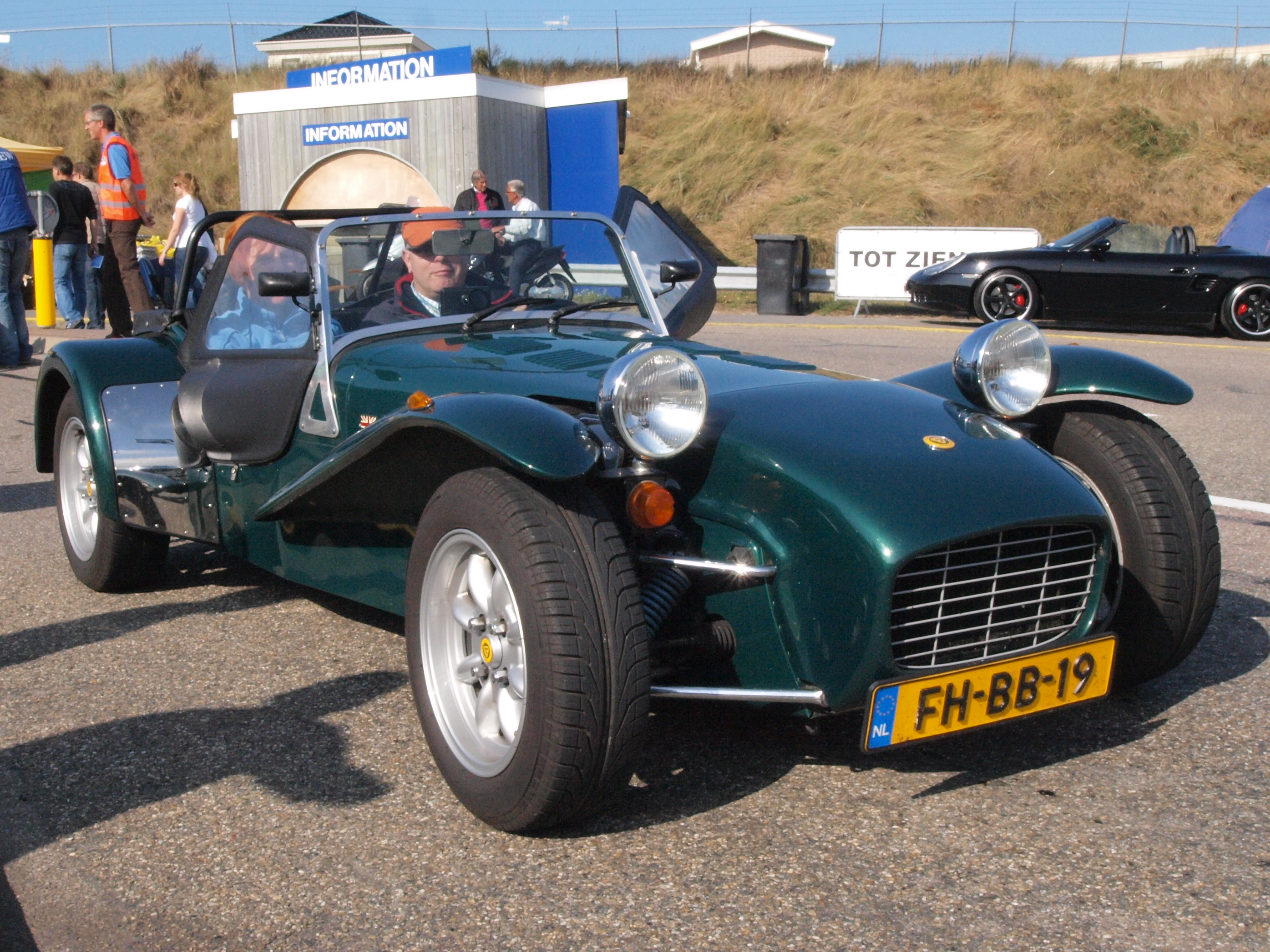 Caterham Super 7 #1