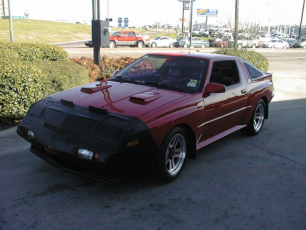 1986 Chrysler Conquest #8