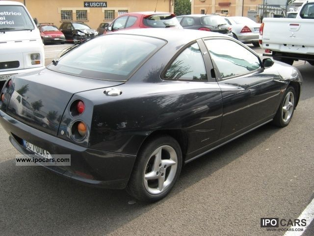 1999 Fiat Coupe #3