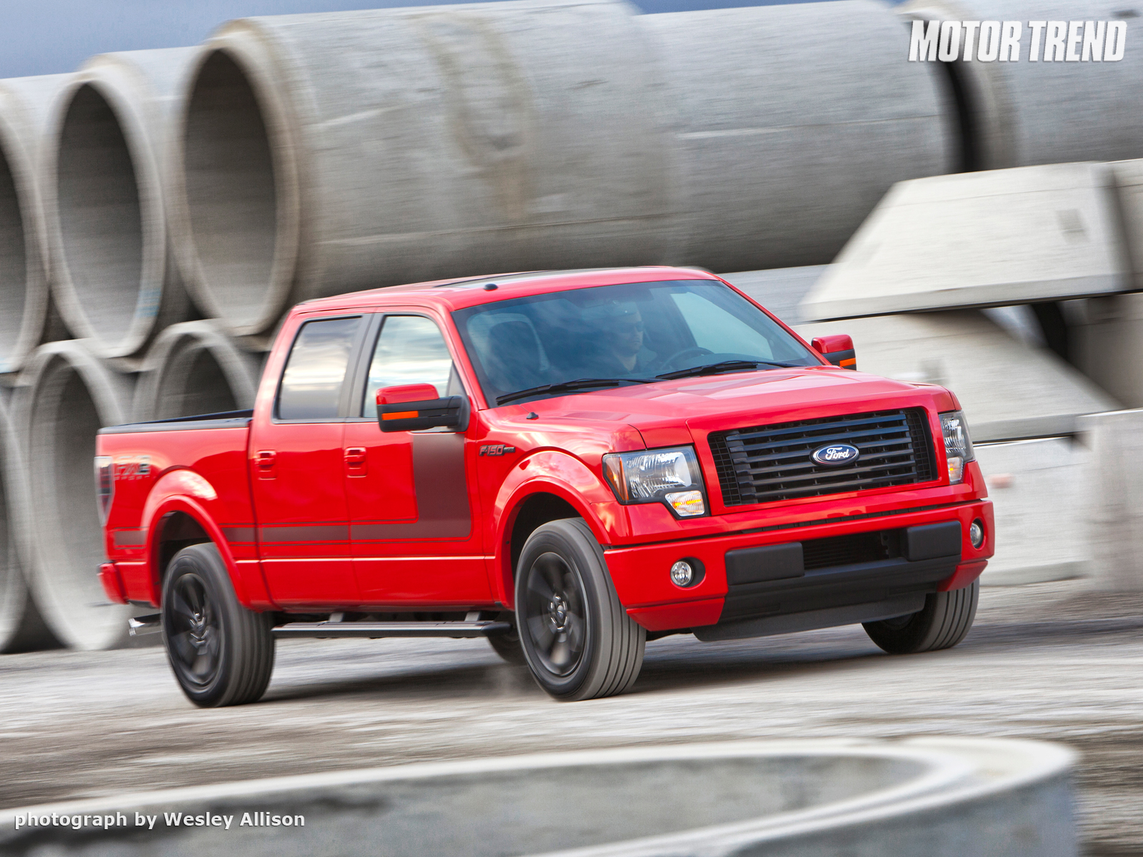 2012 Ford F-150 #6