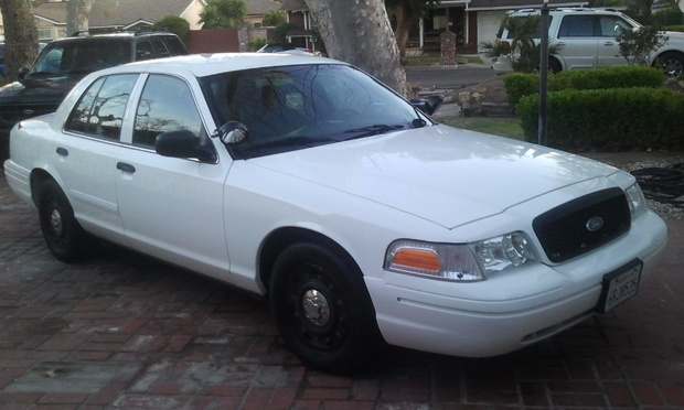 2005 Ford Crown Victoria #18