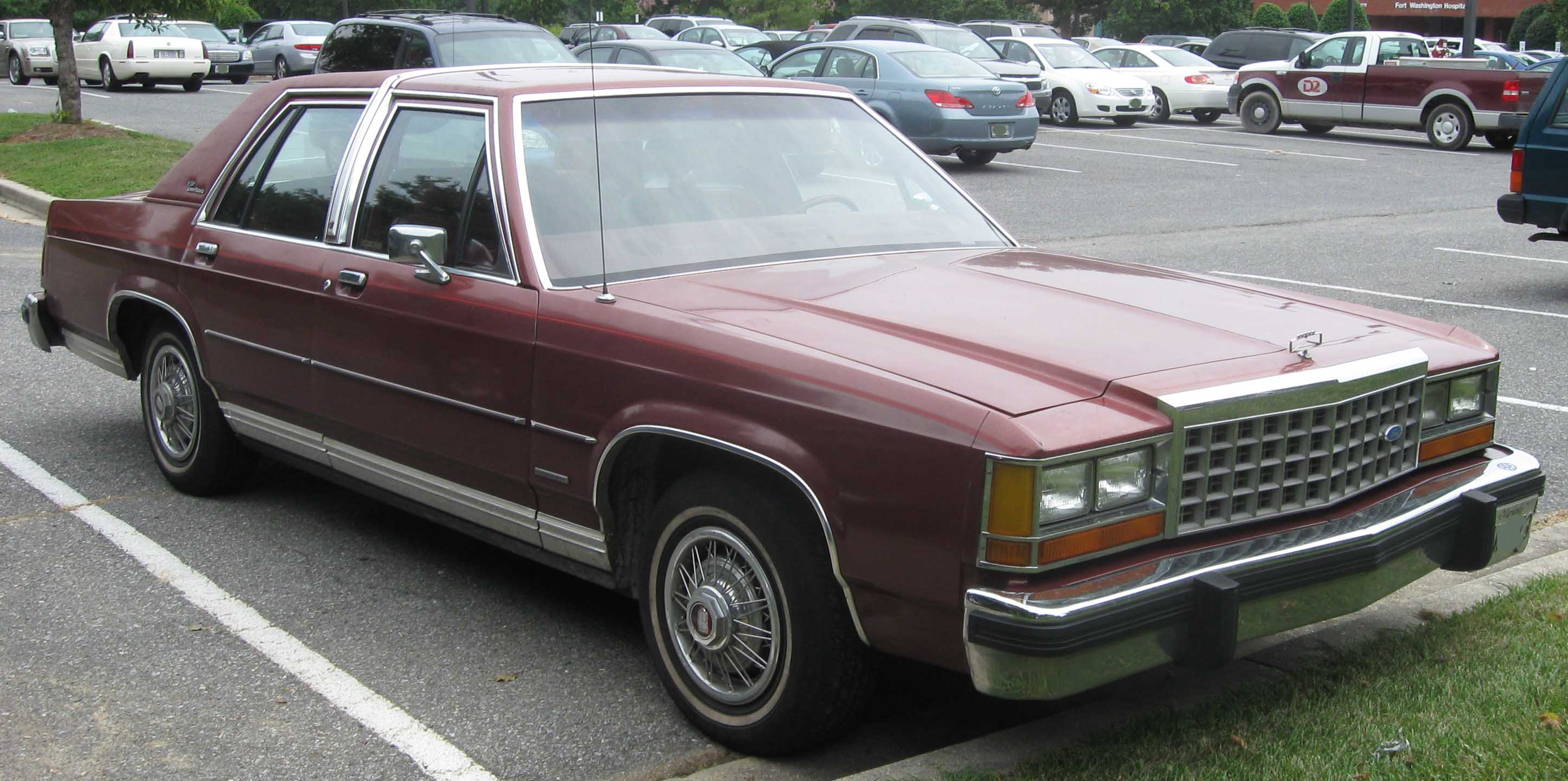 Ford Ltd Crown Victoria #5