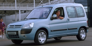 2003 Citroen Berlingo #9