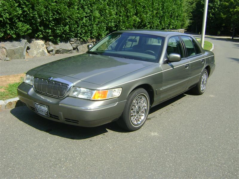 2001 Mercury Grand Marquis #5